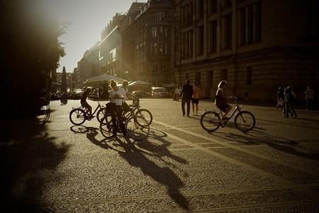 Ley de Seguridad Vial 2014 - Ciclistas