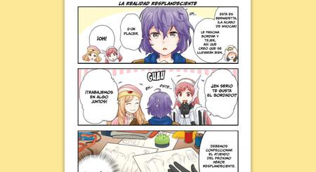 Fire Emblerm Comic