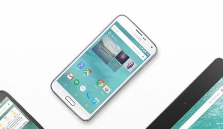 Parece que la edición Google del Samsung Galaxy S5 estaba esperando a Lollipop