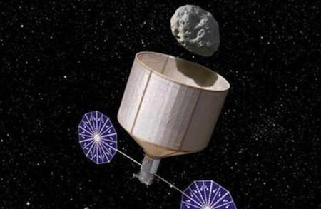 """[Vídeo] La NASA presenta al """"caza-asteroides"""""""
