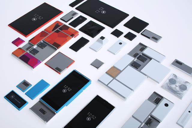 Motorola Project Ara, o cómo conseguir que los teléfonos modulares sean una realidad