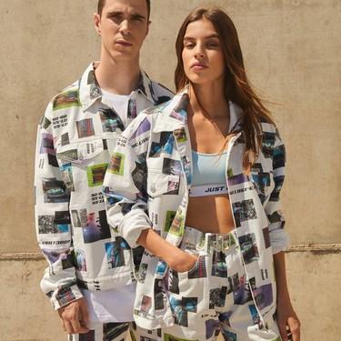 No te pelees con tu pareja por la ropa: Bershka crea matching sets para ir a conjunto (se acabaron las discusiones)