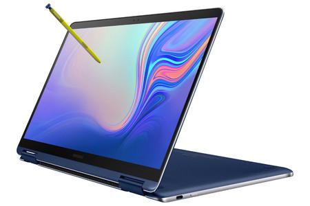 Notebook 9 Pen: la renovación del 2-en-1 de Samsung parece un enorme Galaxy Note 9
