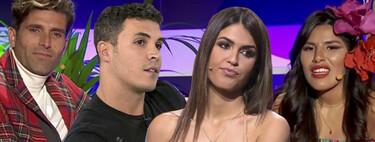 Sofía Suescun responde a los rumores de trío entre su novio Kiko Jiménez, Isa Pantoja y Efrén Reyero