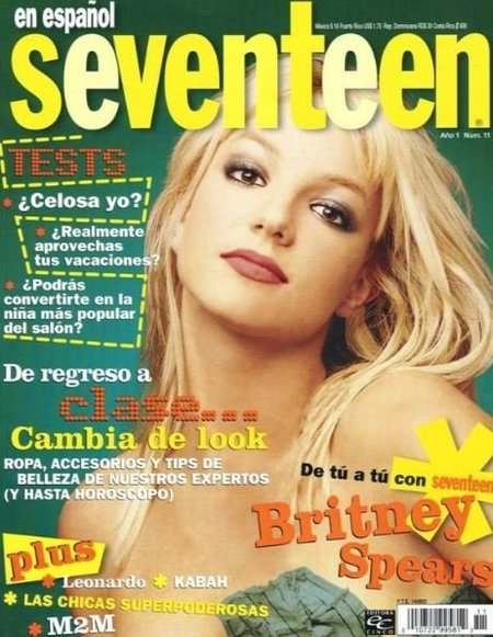 Britney Spears Portadas covers