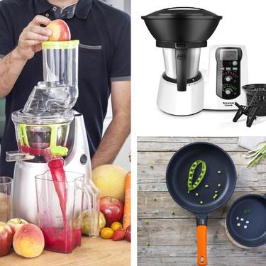 Gadgets, robots y mucha más tecnología de cocina rebajada en las ofertas de primavera de Amazon