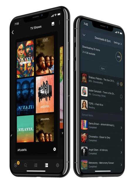 Plex Iphone