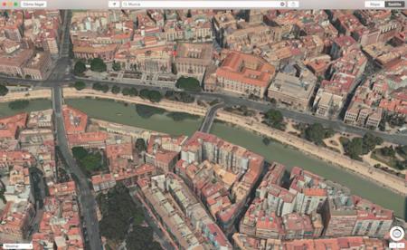 Apple añade nuevas localizaciones Flyover en Italia, Francia, España, Alemania, México y Japón