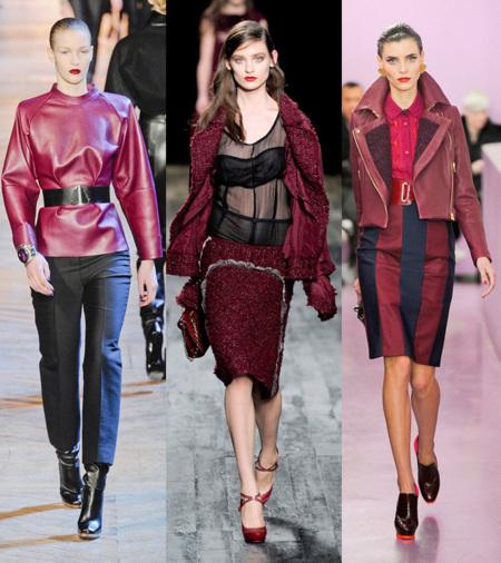 Burdeos moda