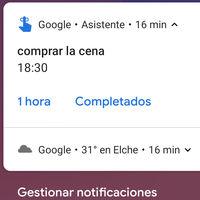 El Asistente de Google mejora los recordatorios: estas son las novedades