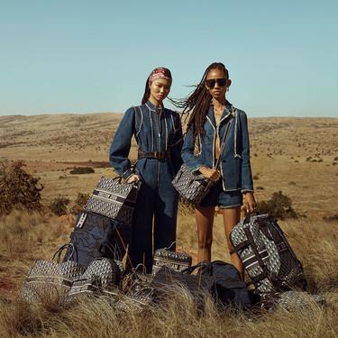 Dior nos enamora con su nueva colección de viaje: maletas, mochilas y neceseres de lujo para viajar con mucho estilo