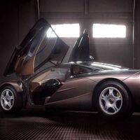 Este impecable y prácticamente nuevo McLaren F1, podría alcanzar mas de 300 millones de pesos en subasta