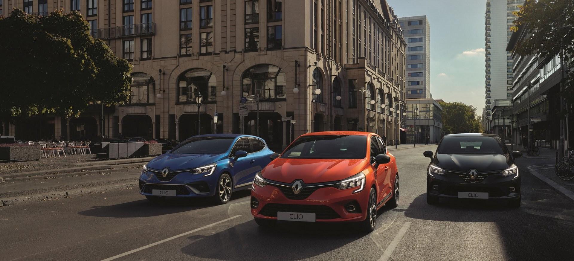 Foto de Renault Clio 2020 (6/39)
