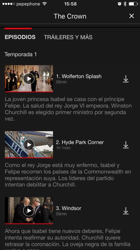 Netflix Offline 2