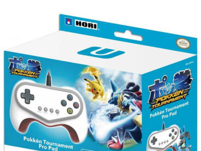 El mando especial de Pokkén Tournament es para el Jugador 2 y no servirá en otros juegos