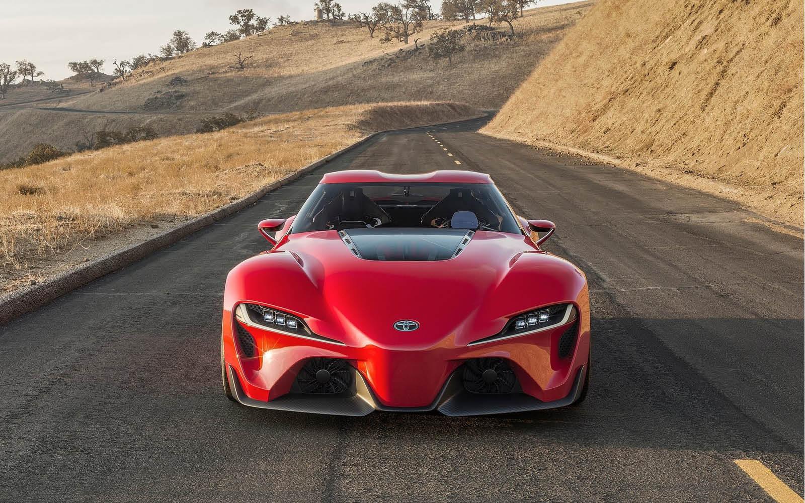 Foto de Toyota FT-1 Concept (9/31)