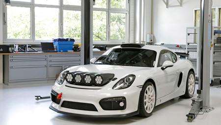 Si consiguen 100 clientes para el Cayman GT4 Clubsport, Porsche lo fabricará
