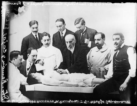 Alfonsoclase De Diseccion De Ramon Y Cajal 1915