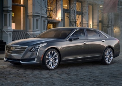 Cadillac CT6: ¡Toma eso, BMW Serie 7!