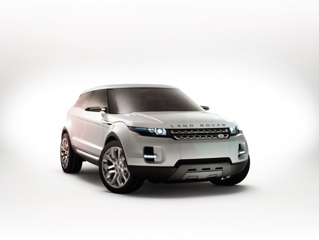 Foto de Land Rover LRX Concept (46/49)