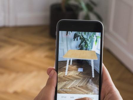 Tylko, la app basada en realidad aumentada que te ayudará a decorar la casa