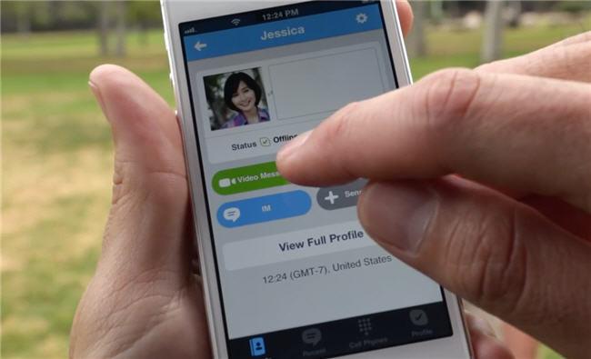 Los videomensajes, disponibles en su versión final para Skype