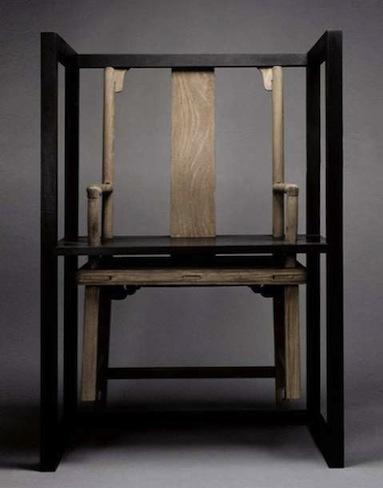 Los muebles Frankenstein de Shao Fan