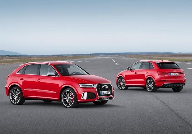 Audi Rs Q3 2015 8 10