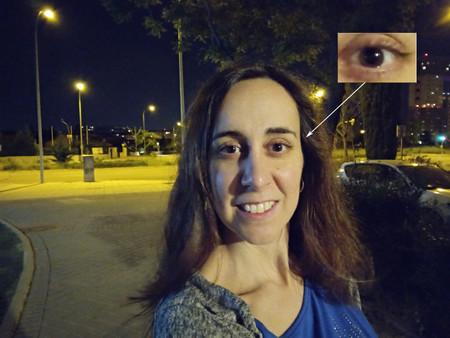 Lg K61 Selfie Noche