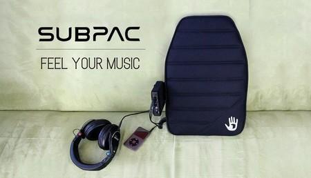 SubPac quiere ayudarnos a sentir la música en el cuerpo
