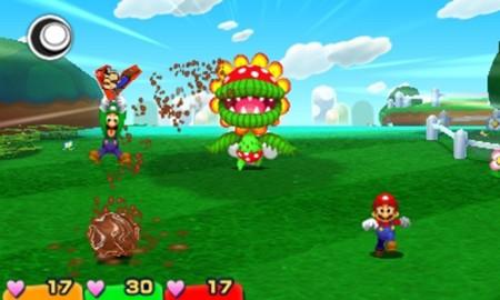 Mario Luigi 1