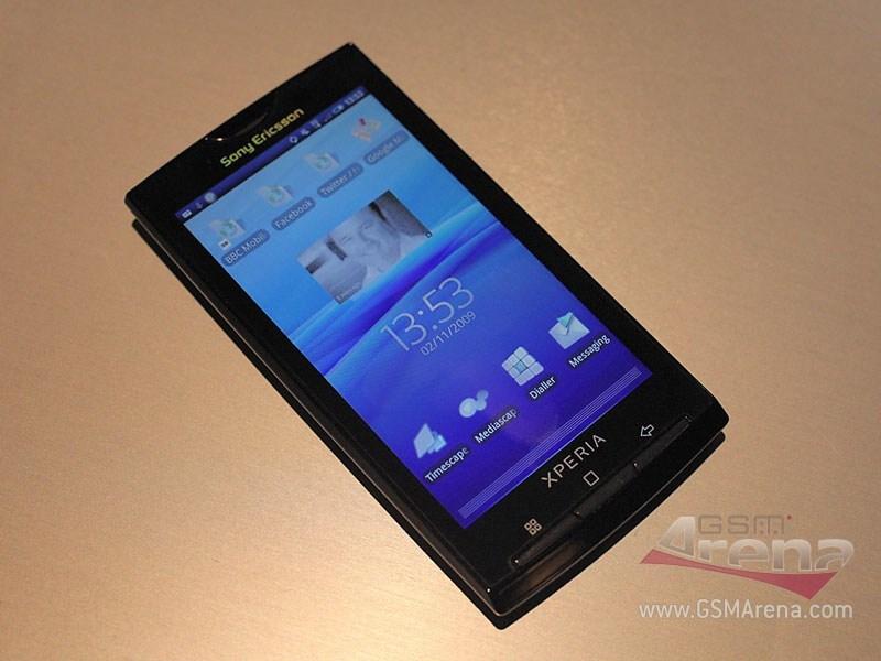 Foto de Sony Ericsson Xperia X10, diferentes medios (8/15)