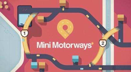 Mini Motorways (Dinosaur Polo Club)