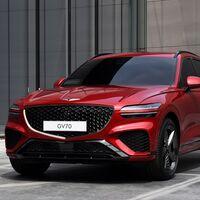 Genesis GV70: primeras imágenes del nuevo rival surcoreano de lujo que quiere impartir cátedra en diseño al Q5 y X3
