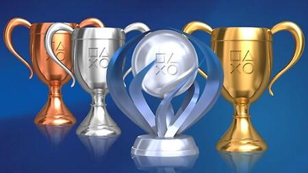 Los trofeos de PlayStation se actualizarán con nuevos rangos de niveles e iconos
