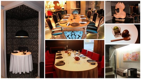 restaurante caoba espacios