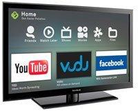 ViewSonic se atreve a meter a Intel y Boxee en su nuevo televisor
