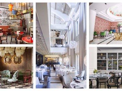 Planes gastrodecorativos: 11 restaurantes madrileños para tener en cuenta este otoño