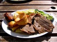 ¿Por qué la gastronomía inglesa es tan pobre y aburrida? Porque tenían mucha leña