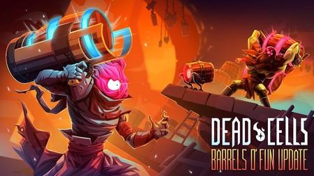 Dead Cells se llena de barriles explosivos con su nueva actualización gratuita