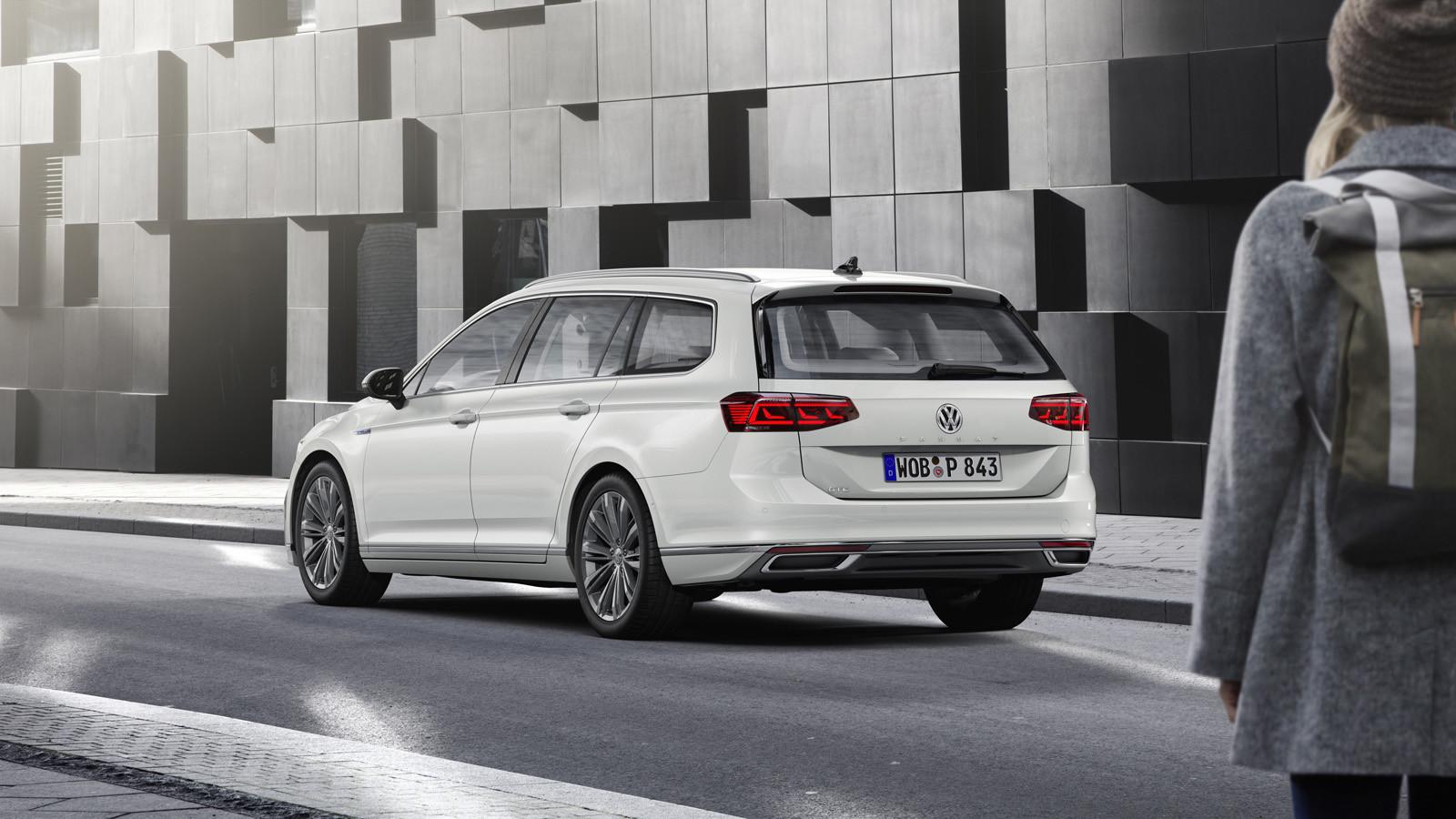 Foto de Volkswagen Passat 2019 (48/53)
