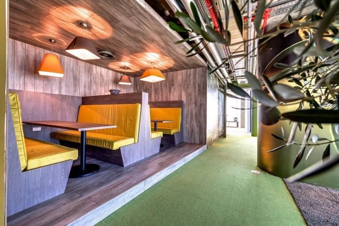 Foto de Espacios para trabajar: las oficinas de Google en Tel Aviv (16/16)