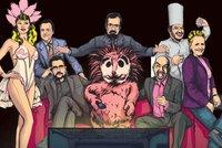 El Terrat saca 'Lo que vendría a ser la televisión en España', una visión humorística de la tele