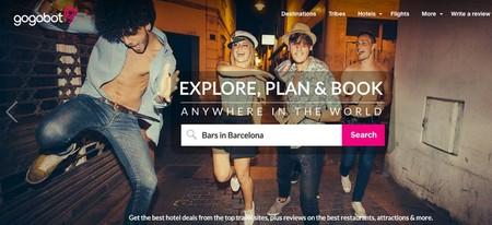Gogobot: planea viajes según el tipo de viajero que seas