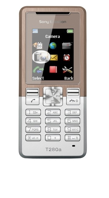 Foto de Sony Ericsson T270 y T280 (19/19)