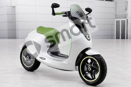 Smart lanzará en el 2014 su Scooter eléctrico