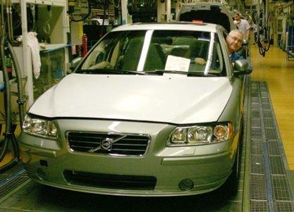 Volvo S60 número 500.000