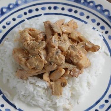 Receta fácil y rápida de Strogonoff de pollo