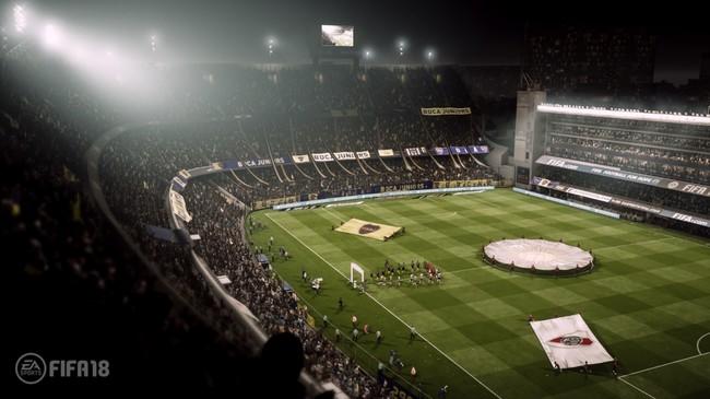 Fifa 18 Estadio