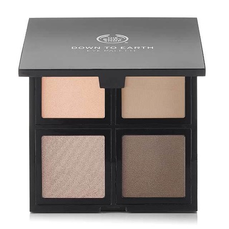 Down To Earth Quad Eye Shadow 1054589 Smokybrown 3 640x640